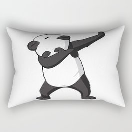 -DAB- Panda DAB Rectangular Pillow