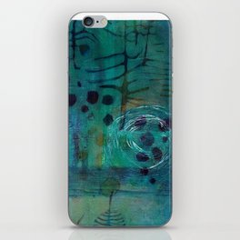 Glyphs iPhone Skin