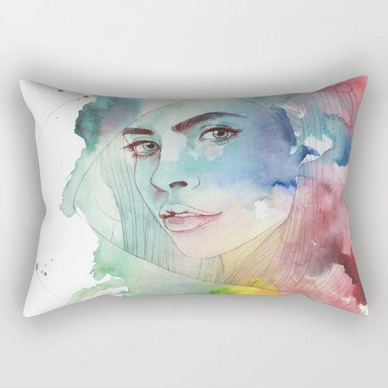 You are my muse tonight Rectangular Pillow