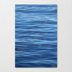 Sea , only Sea 075 Canvas Print
