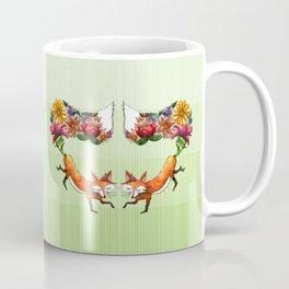 Fox Friends Coffee Mug
