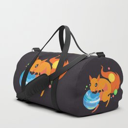 Eater of Worlds Squirrel of Doom Duffle Bag