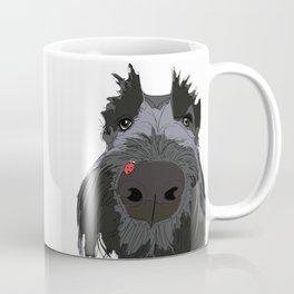 Ladybug Scottie Coffee Mug