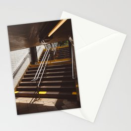 Brooklyn Subway II Stationery Cards