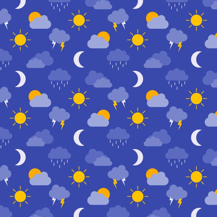 Weather Forecast Comforters