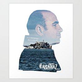 Al Capone Alcatraz Photo Art Print