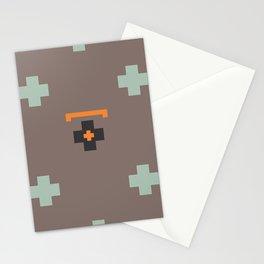 figuraciones 2 Stationery Cards