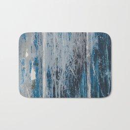 weathered wood Bath Mat