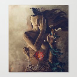 Inner Oracle Canvas Print