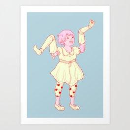 Play Art Print