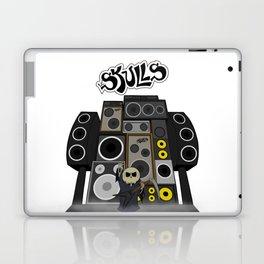 lilSkulls Metal Concert Laptop & iPad Skin