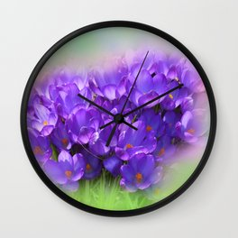 the beauty of a summerday -100- Wall Clock