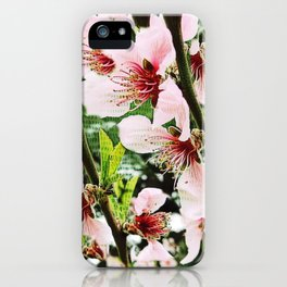 Hypnotic Garden iPhone Case