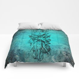 Fishermans Dream Comforters
