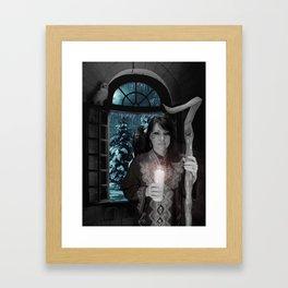 Spirit Of The Winter Solstice Framed Art Print