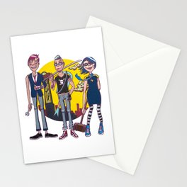 Freedom Fighters Stationery Cards