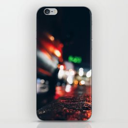 Fast life iPhone Skin