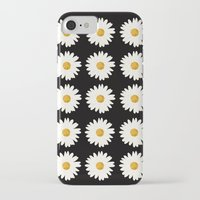 daisy iPhone & iPod Cases featuring Daisy by nessieness