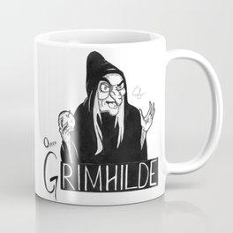 Queen Grimhilde Coffee Mug