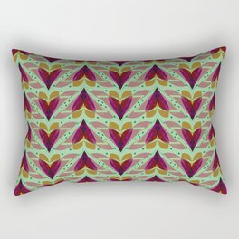 Fish tales 1c Rectangular Pillow