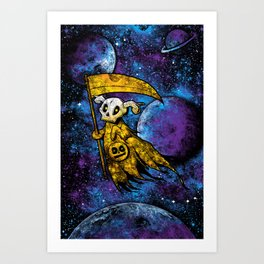 Space Ghost 3.0 Art Print