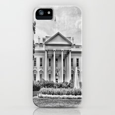White House Slim Case iPhone (5, 5s)