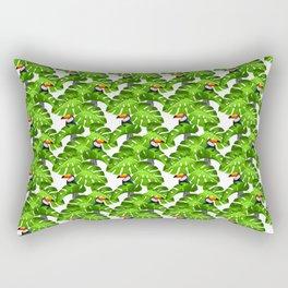 Tropical Tucan Rectangular Pillow