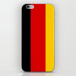 Flag of Germany iPhone Skin