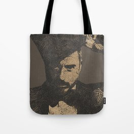 Mystery Unraveled  Tote Bag