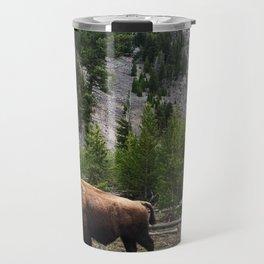 Bison Roaming Travel Mug