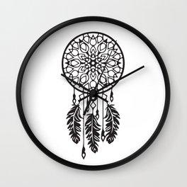 Dreamcatcher No. 2 Wall Clock