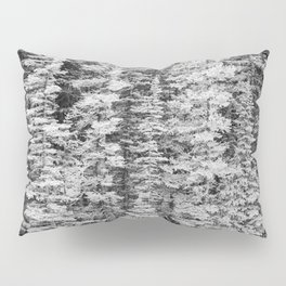 Powdery Pines Pillow Sham