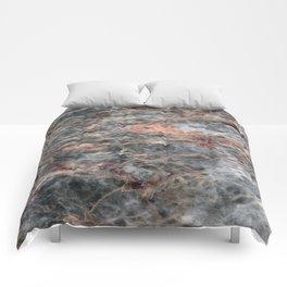 Grey Turkish Marble Comforters