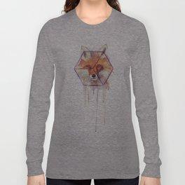 Bonjour Fox!! Long Sleeve T-shirt