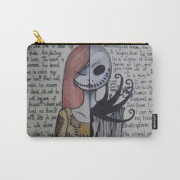 Dualistic Soul Carry-All Pouch