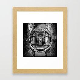 Penitence  Framed Art Print