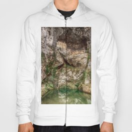 The Holy Cave of Covadonga Hoody