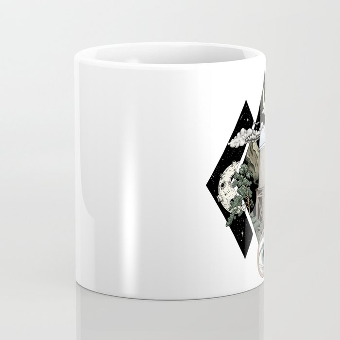 Through the looking glass and what i found there Coffee Mug