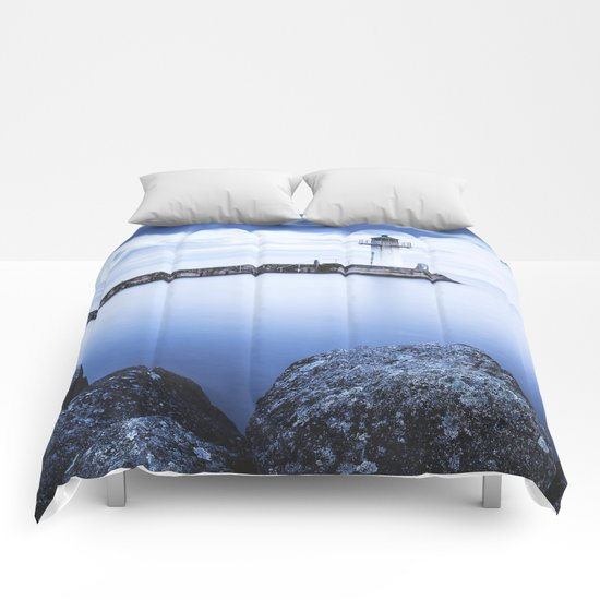 Seeking comfort Comforters