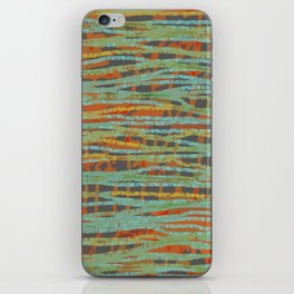 Modern Plaid No.1 iPhone Skin