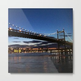 Astoria Park Outlook Metal Print