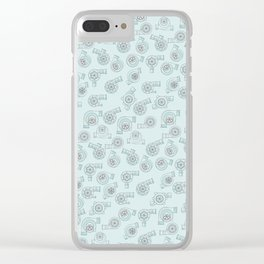 Turbo Life! Clear iPhone Case