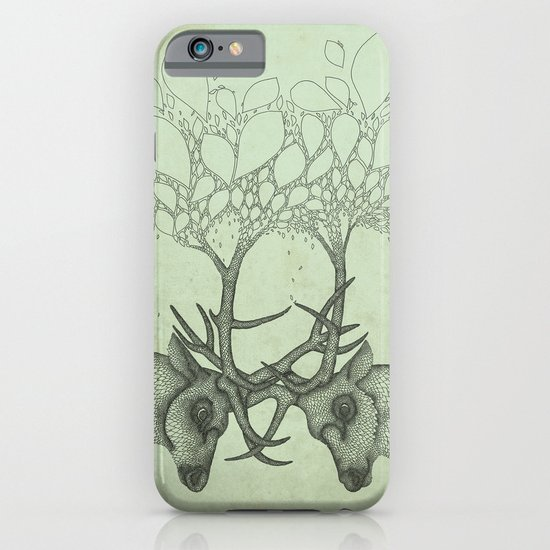 Into the Spring iPhone & iPod Case