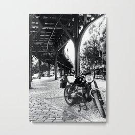 Take me to Berlin Metal Print