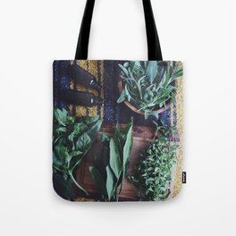 Herbal Alchemy Tote Bag