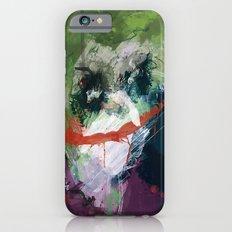 A Joker painting Slim Case iPhone 6