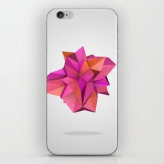 Pink Like Orange iPhone & iPod Skin