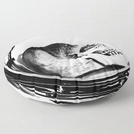 Head Bang Floor Pillow