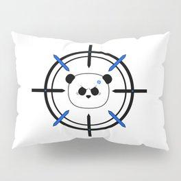Panda Acquired Pillow Sham