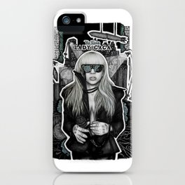 The Fame iPhone Case